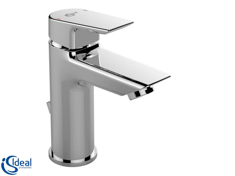 IDEAL STANDARD® CERAMIX 2016 BASIN TAP WITH DRAIN CHROME