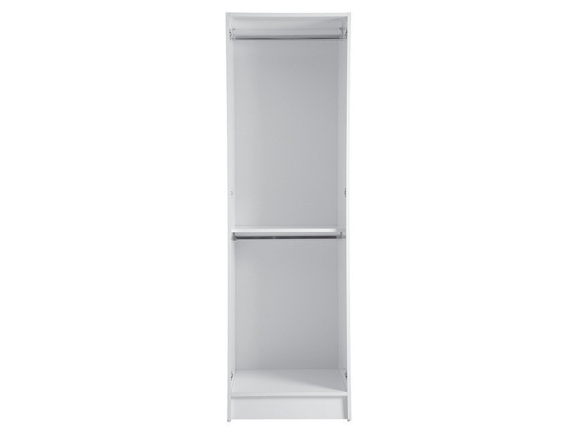 COLF2 COLUMN WITH HANG CLOTHES GLOSSY WHITE