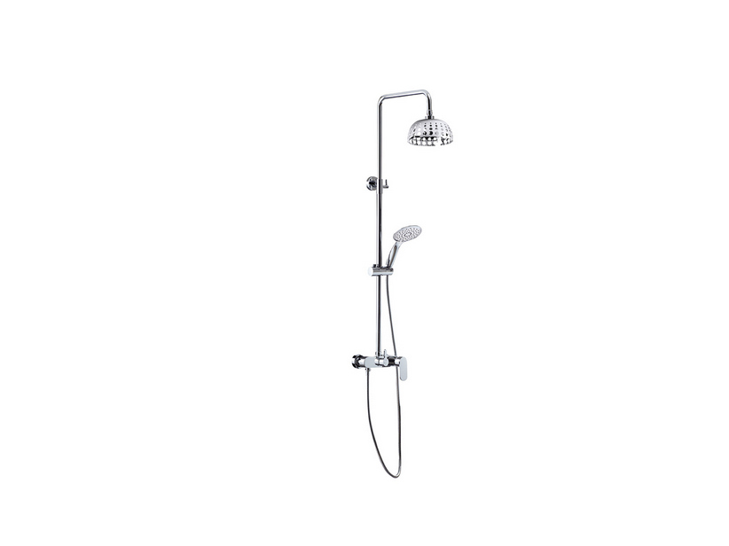 OPER'ART SHOWER COLUMN WITH MIXER