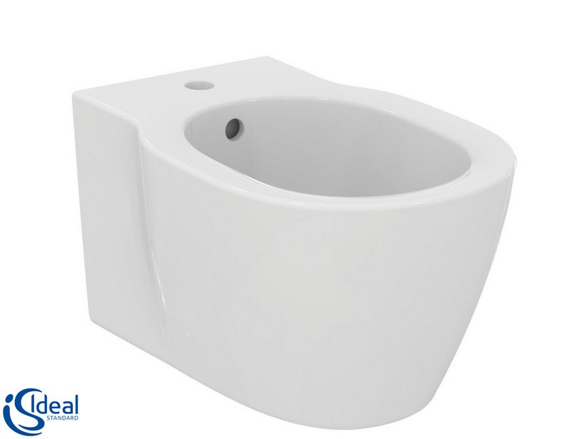 Bidet Sospeso Ideal Standard® Connect Bianco Lucido