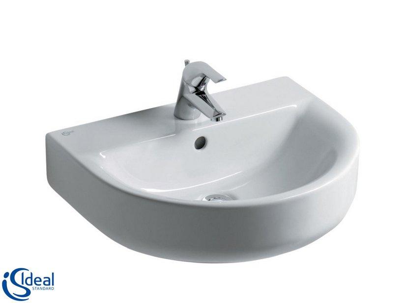 Vasca Da Bagno Connect.Ideal Standard Connect Lavabo Da 55x45 Iperceramica