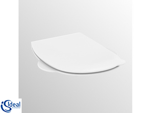 CONTOUR 21 SCHOOL TOILET SEAT 3-7 WHITE
