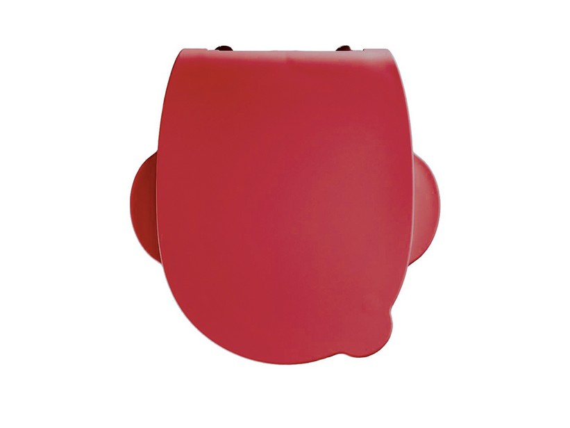 CONTOUR 21 SCHOOL TOILET SEAT 3-7 RED