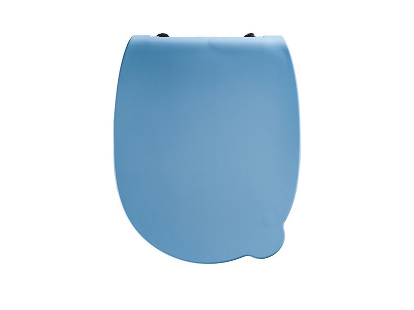 CONTOUR 21 SCHOOL TOILET SEAT 7-11 BLUE