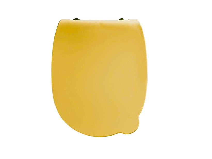 CONTOUR 21 SCHOOL TOILET SEAT 7-11 YELLOW