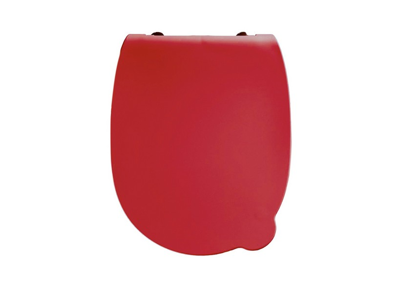 CONTOUR 21 SCHOOL TOILET SEAT 7-11 RED