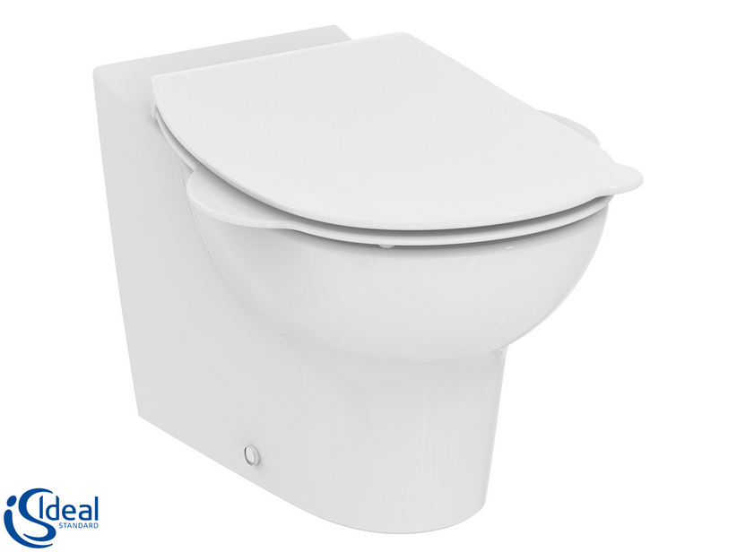 CONTOUR 21 SCHOOL (3 - 7 ) BACK-TO-WALL PAN