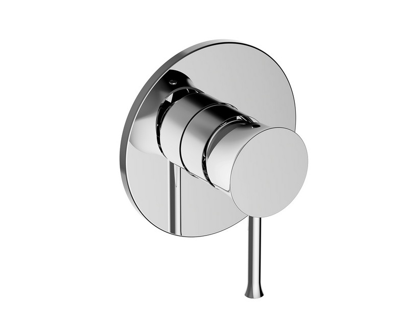 DALLAS SHOWER MIXER TRIM CHROME