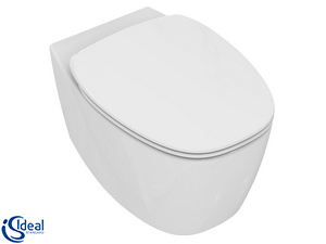 Wc Sospeso Ideal Standard® Dea Aquablade Bianco Opaco