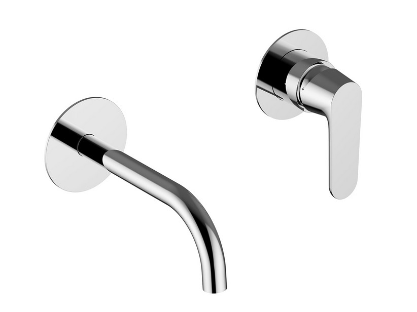 DENVER WASHBASIN MIXER TRIM CHROME