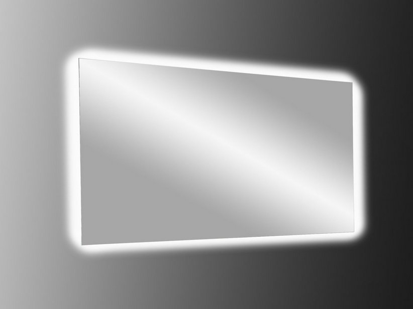 DILLY MIRROR WITH LED 140H60 230V 17,2W K4