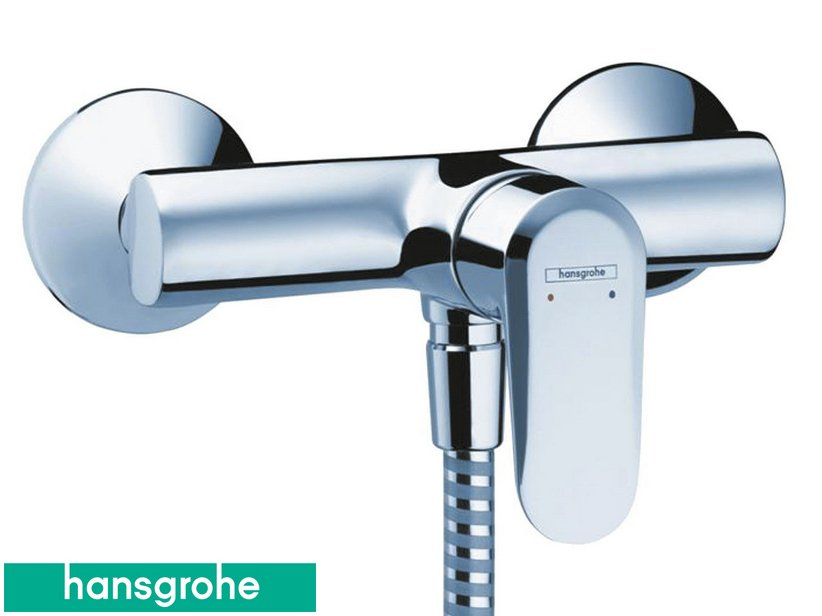 ECOS SHOWER MIXER CHROME
