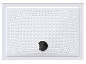 ENERGY SHOWER TRAY 70X100xH3,5 WHITE