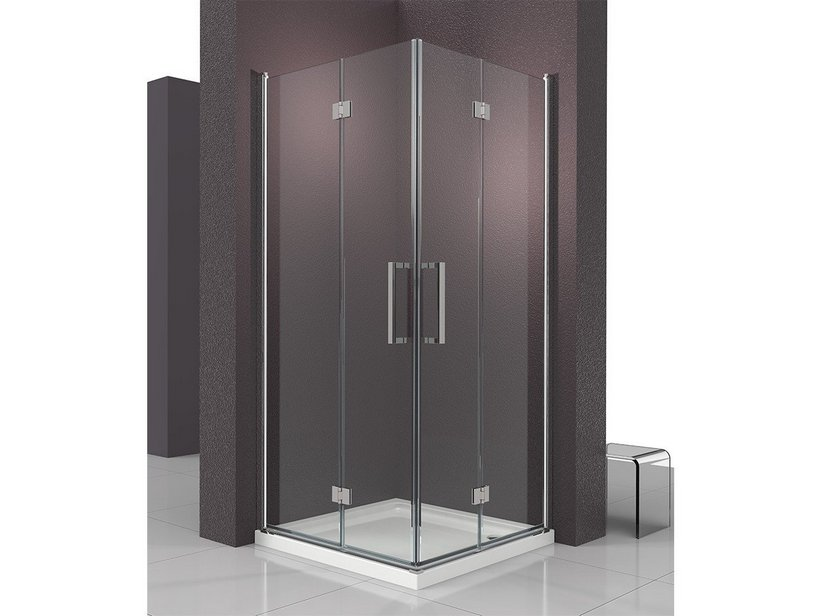 FANTASY2 BE-FOLD SHOWER ENCLOSURE 80X90