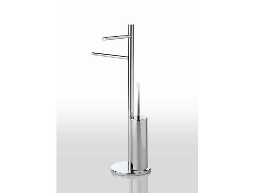 FILO SERIES FREESTANDING TOWEL RACK 3 USES