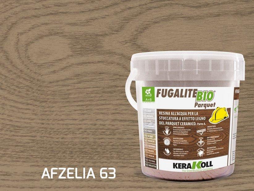Kerakoll fugalite bio parquet afzelia kg stucco epossidico
