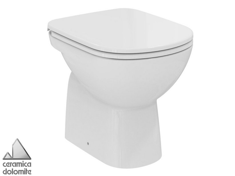 IDEAL STANDARD® GEMMA BACK TO WALL PAN