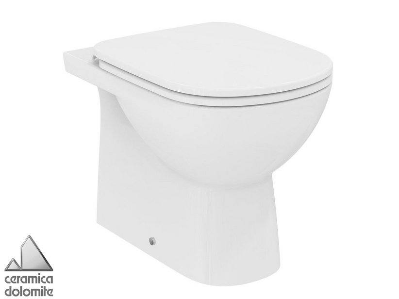 IDEAL STANDARD® GEMMA 2 BACK TO WALL PAN UNIVERSAL DRAIN