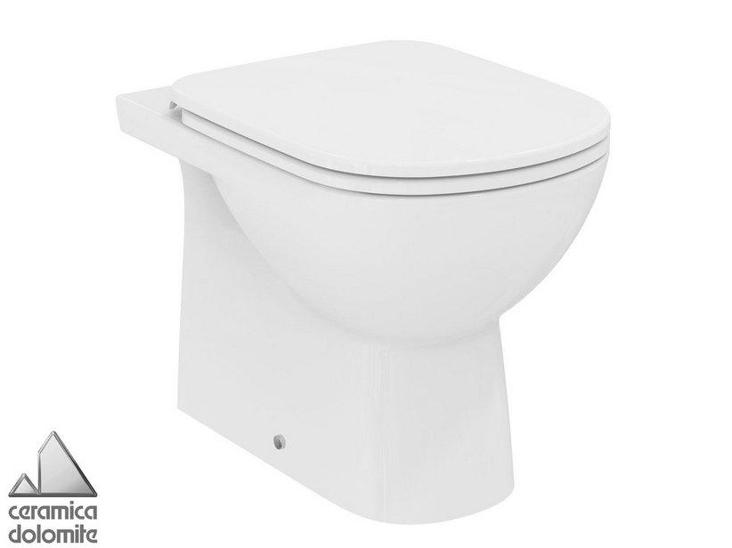 Ceramica Dolomite Gemma 2 Prezzi.Ideal Standard Gemma2 Wc Filoparete Scarico Universale Iperceramica