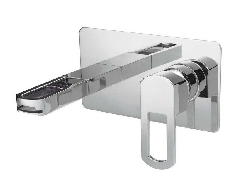 INFINITY WATERFALL BASIN TAP TRIM B155