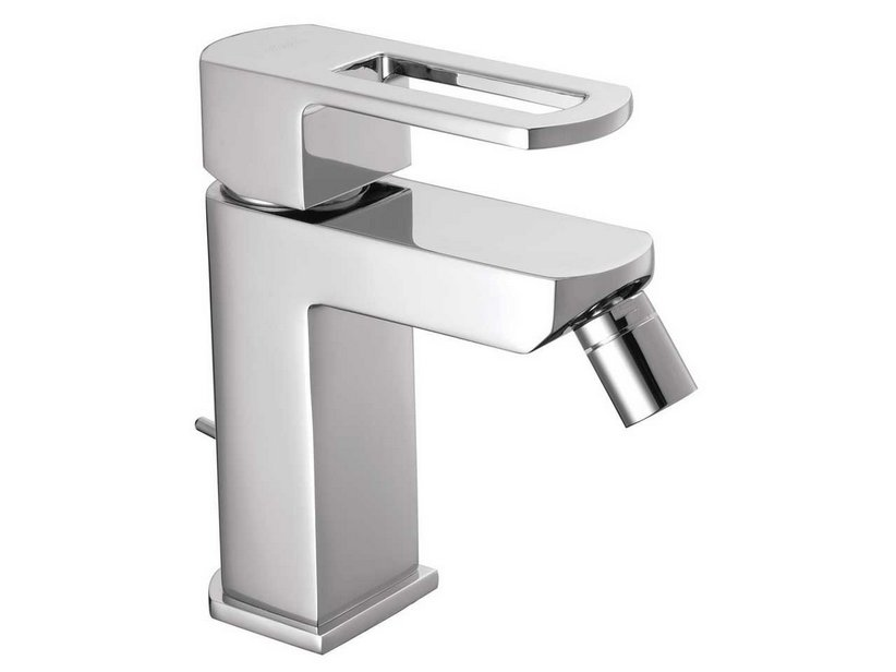 INFINITY BIDET TAP WITH CHROME DRAIN