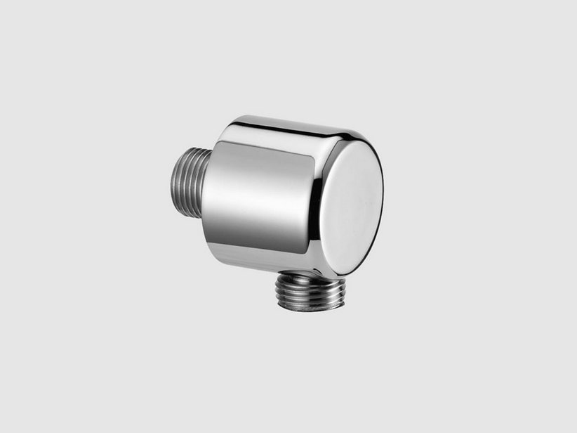 INFINITY ROUND WATER INLET CHROME