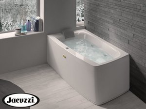 JACUZZI® ESSENTIAL WHIRLPOOL BATH 150X90 LEFT