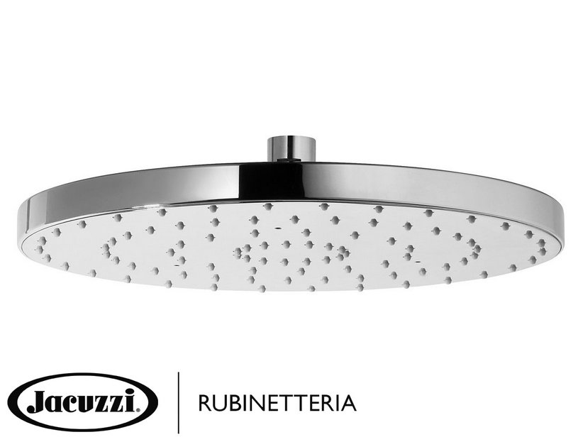 JACUZZI® CIRCLE ABS SHOWER HEAD Ø20