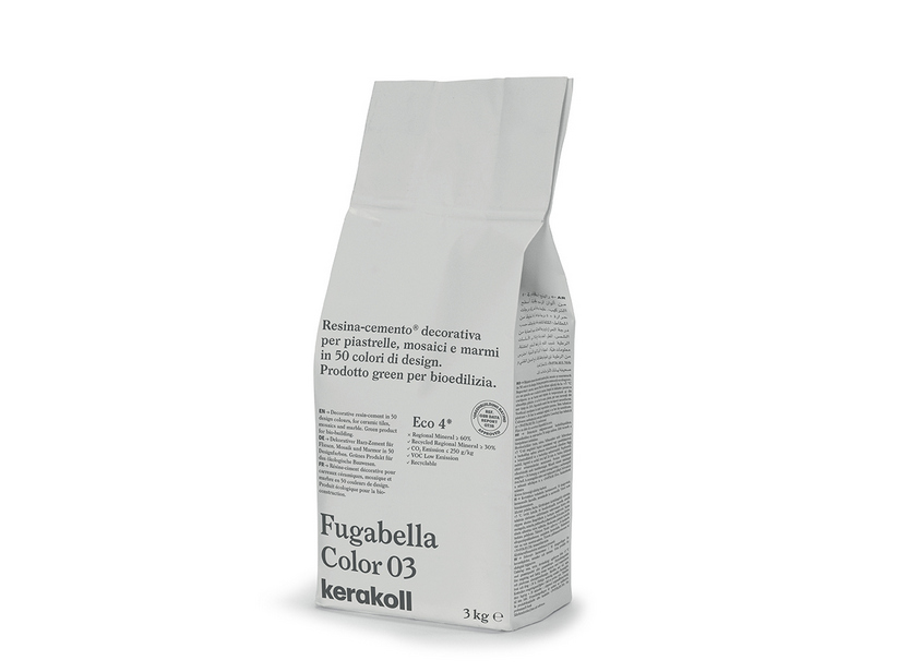 FUGABELLA COLOR 03 3KG GROUT JOINT