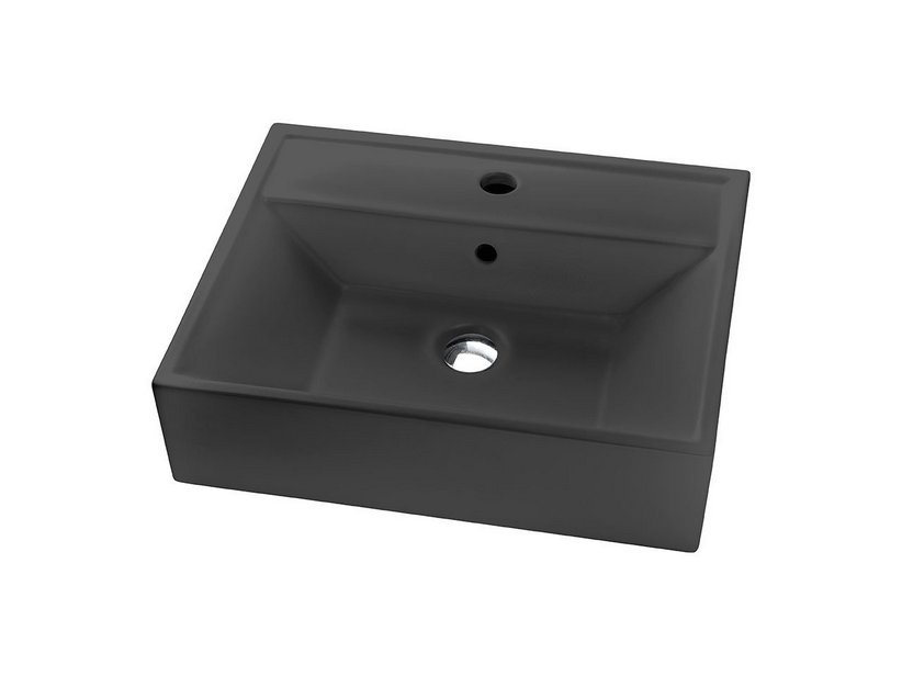LUXOR DECORATIVE WASHBASIN 50x41,5 GREY CARNICO