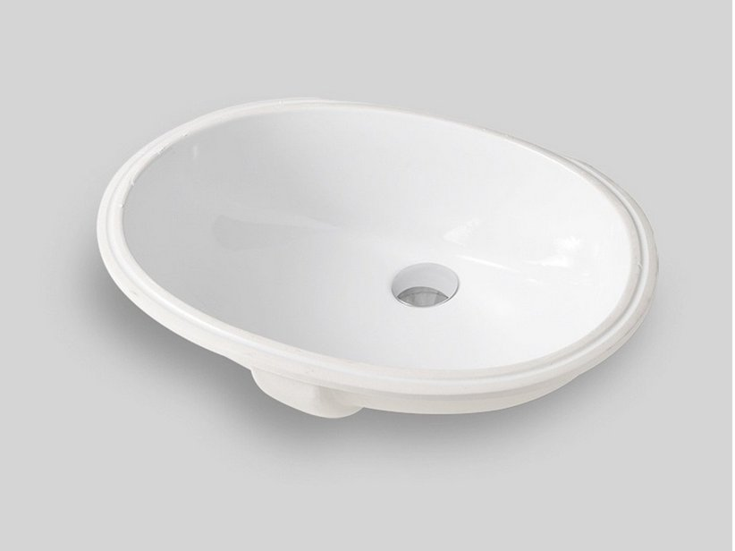 SUB BUILT-IN WASHBASIN 56X40 H20 WITH OVERFLOW