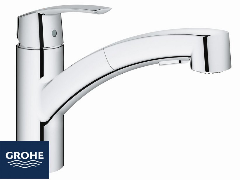 GROHE® START NEW MISCELATORE LAVELLO DOCCETTA 2 GETTI