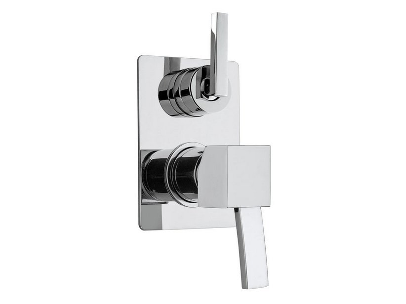 LEEDS SHOWER MIXER TRIM WITH DIVERTER CHROME
