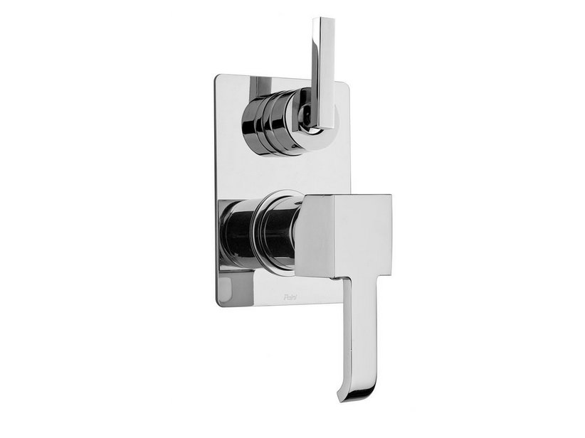 LIVERPOOL SHOWER MIXER TRIM WITH DIVERTER CHROME