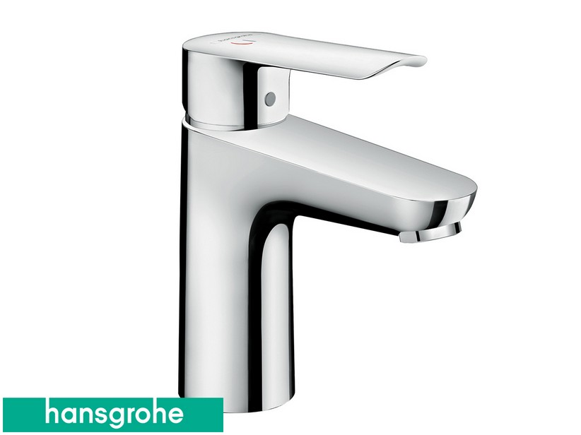 HG LOGIS E 100 COOLSTART WASHBASIN MIXER