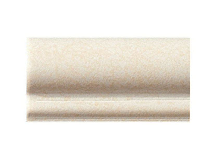 Elmento Decorativo London Zanzibar Bianco 5X10