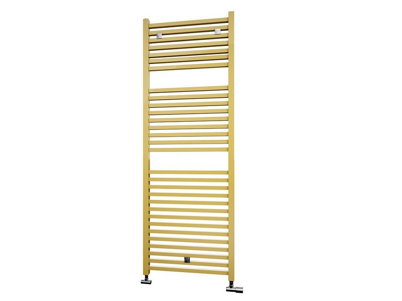 LOTO COLOR TOWEL HEATER 69X50 METALLIC GOLD