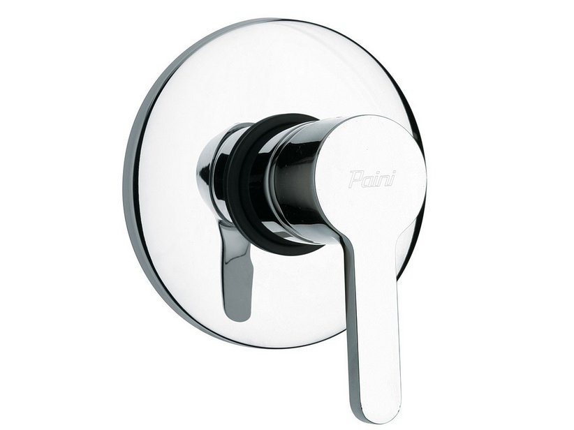 MARIA SHOWER MIXER TRIM CHROME