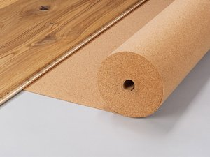 MY CORK - UNDERLAY CORK 2 MM BRN