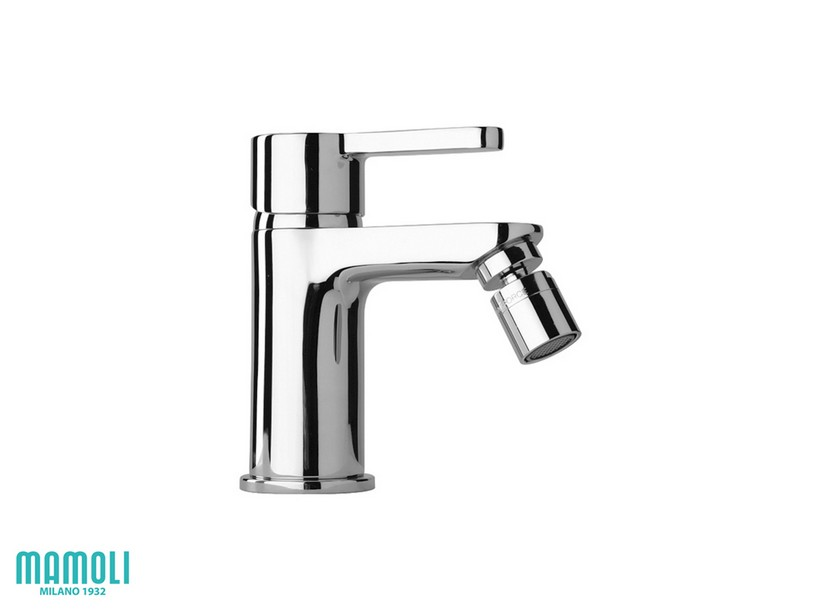 ACQUACHIARA BIDET BASIN TAP WITH DRAIN CHROME