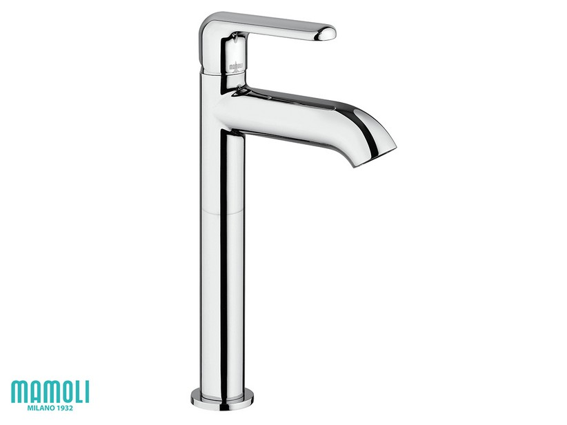 ACHILLE XL HIGH BASIN TAP WITHOUT DRAIN CHROME