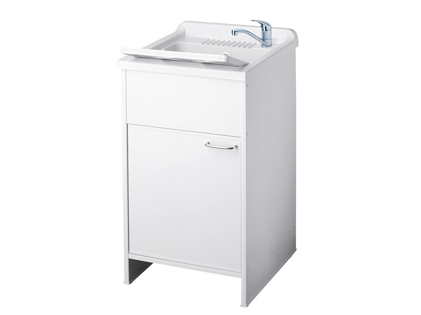 GARDEN OUTDOOR ABS LAUNDRY SINK CABINET 45x50