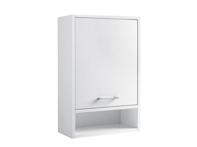 DOMESTICA WALL UNIT 45X70X22 WHITE CHIPBOARD RIGHT