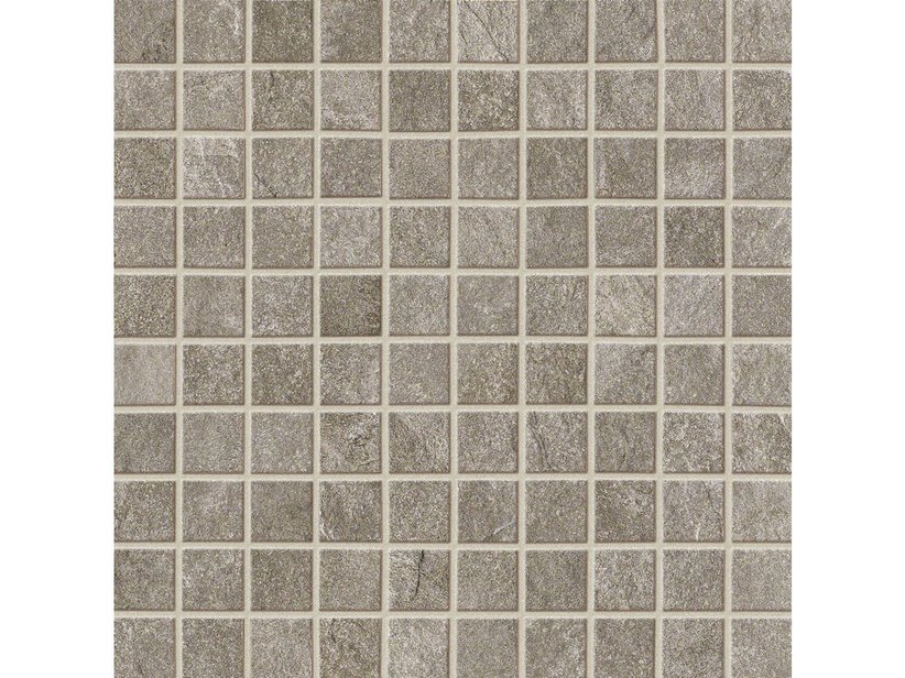 MOSAICO ABSOLUTE GREY NATURALE 30X30