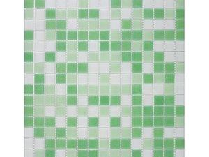 Mosaico Vetro M4 Mix Green Iperceramica