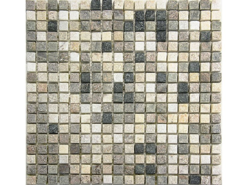 MOSAICO QUARTZ GREY 30,5X30,5 8MM