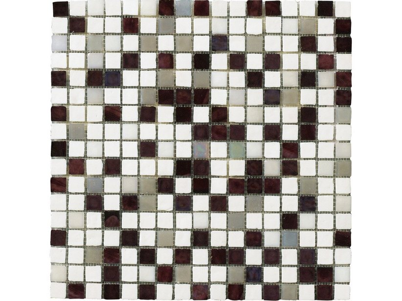 Mosaico Vetro Windsor Purple 31,8X31,8