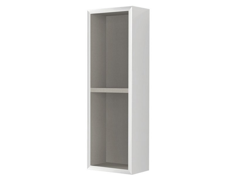 BH WALL UNIT 2 SPACE 60X20 WHITE
