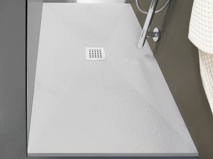 PETRA SHOWER TRAY cm. 90x70 WHITE