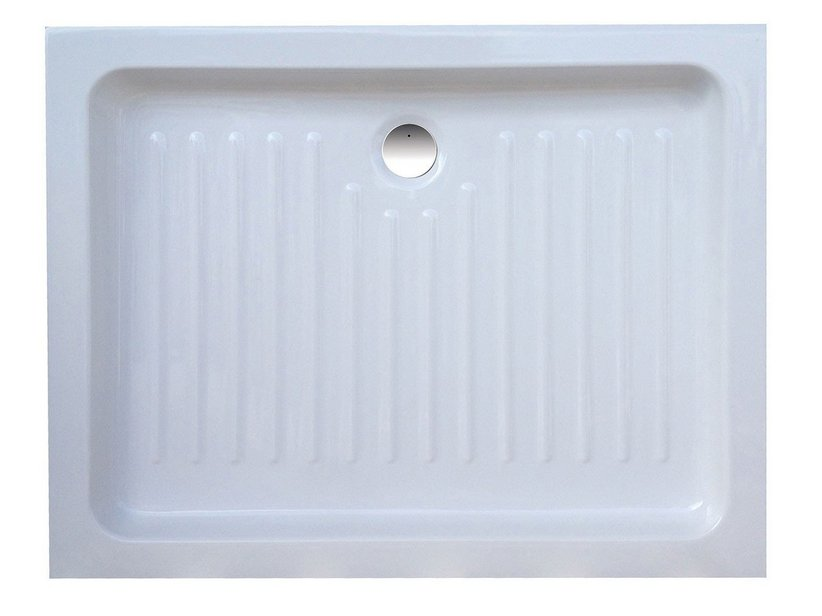 CONTRACT RIGHE SHOWER TRAY 72x90xH10